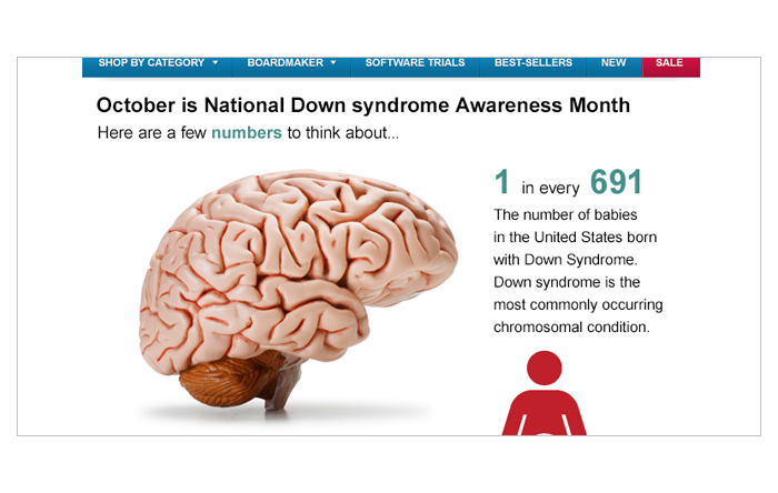 Down Syndrome Awareness - Email - Adam Conti